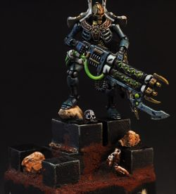 Necron Royal Warden