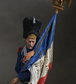 French Imperial Guard of Waterloo 1815