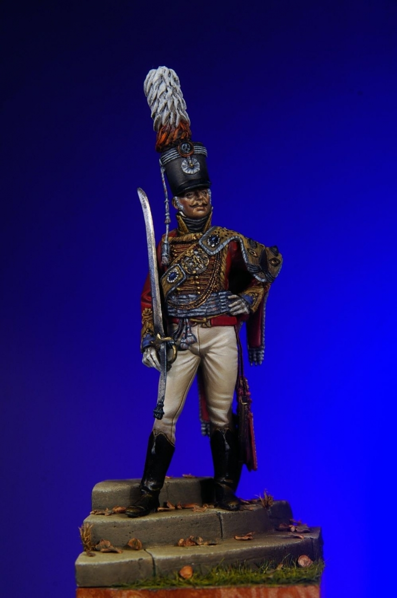 Hussar - Russian Imperial Guard