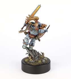 Ragnar Blackmane - Space Wolves