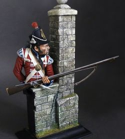 Coldstream Guard Waterloo 1815