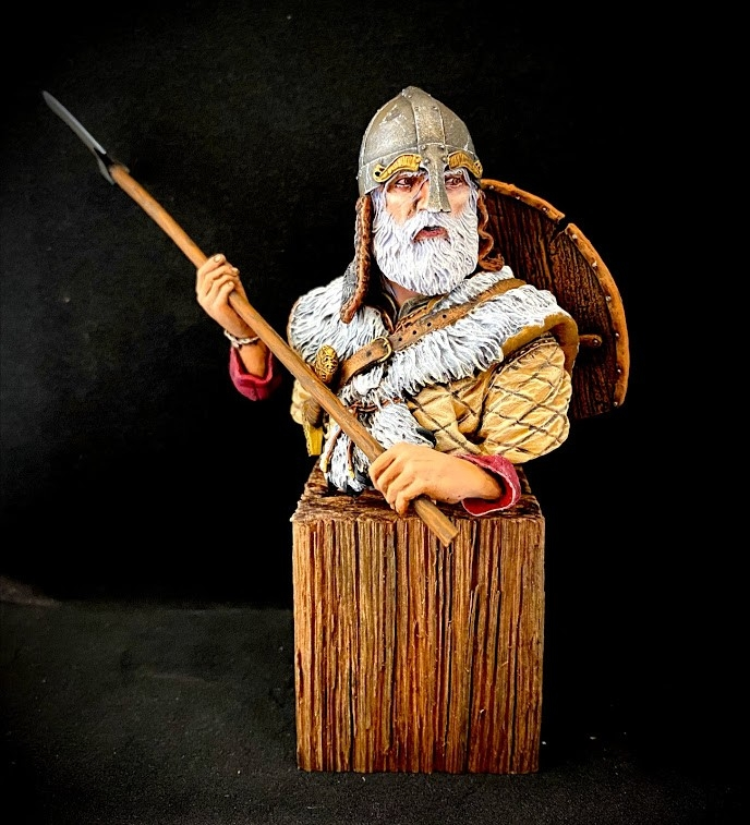 Old Viking, Young miniatures