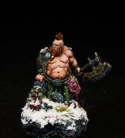 Sigurt The Slash, Dwarf