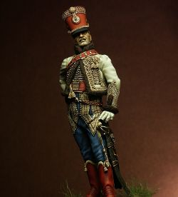 Officer 5th French Hussars