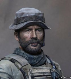 1/10 Captain Price (Call of duty 2019)