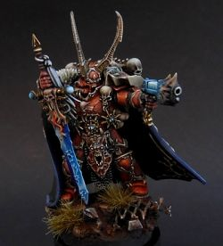 Kranon, Chaos Space Marine Lord