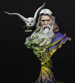 Galapagos-Miniatures 'The Messenger'