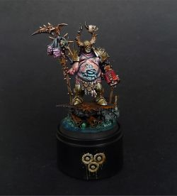 Nurgle Lord (BRONZE, GD Germany 2013, single 40k)