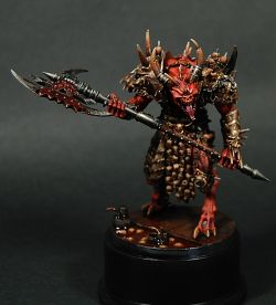 Khorne Demon Prince
