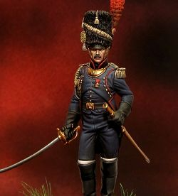 Artillery Of The Guard -  Napoleonic Army