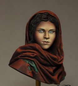 Sharbat Gula-The Afghan Girl
