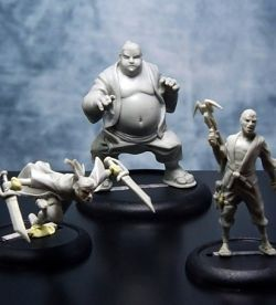 Silvermoon Syndicate (6 figs)