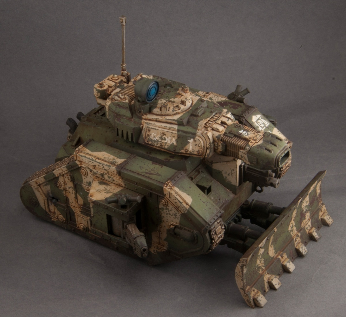 Leman Russ Executioner by Farbfanatiker · Putty&Paint