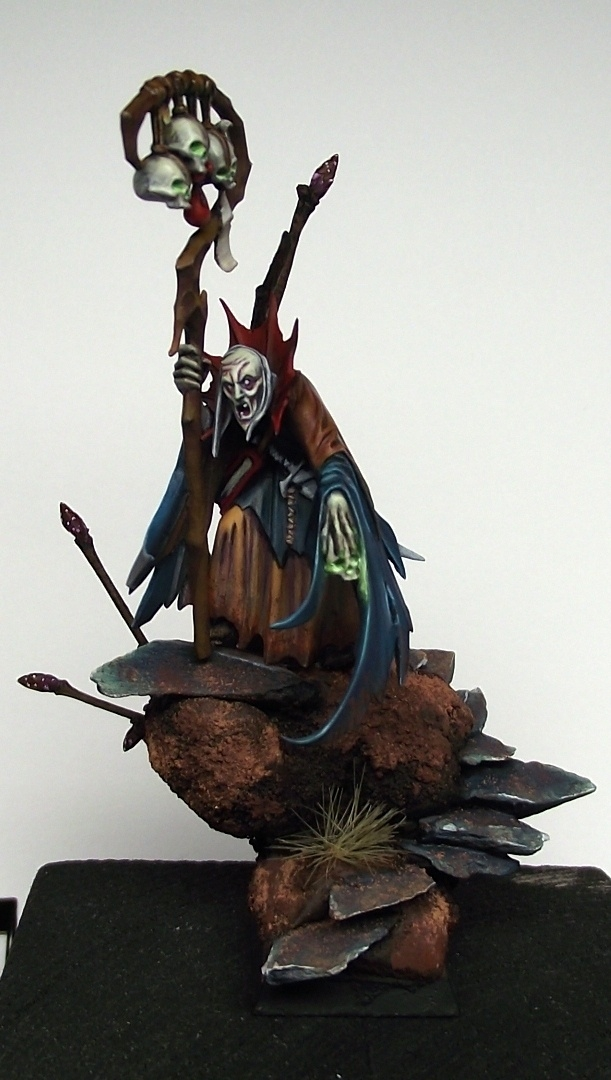 Necromancer By Axel Quot Skraaal Quot 183 Putty Amp Paint