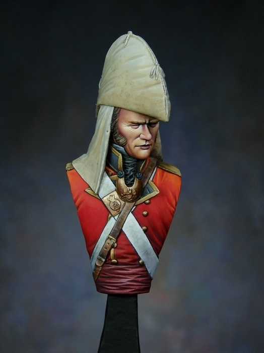 British Officer, 1st Foot Guards, Spain 1811