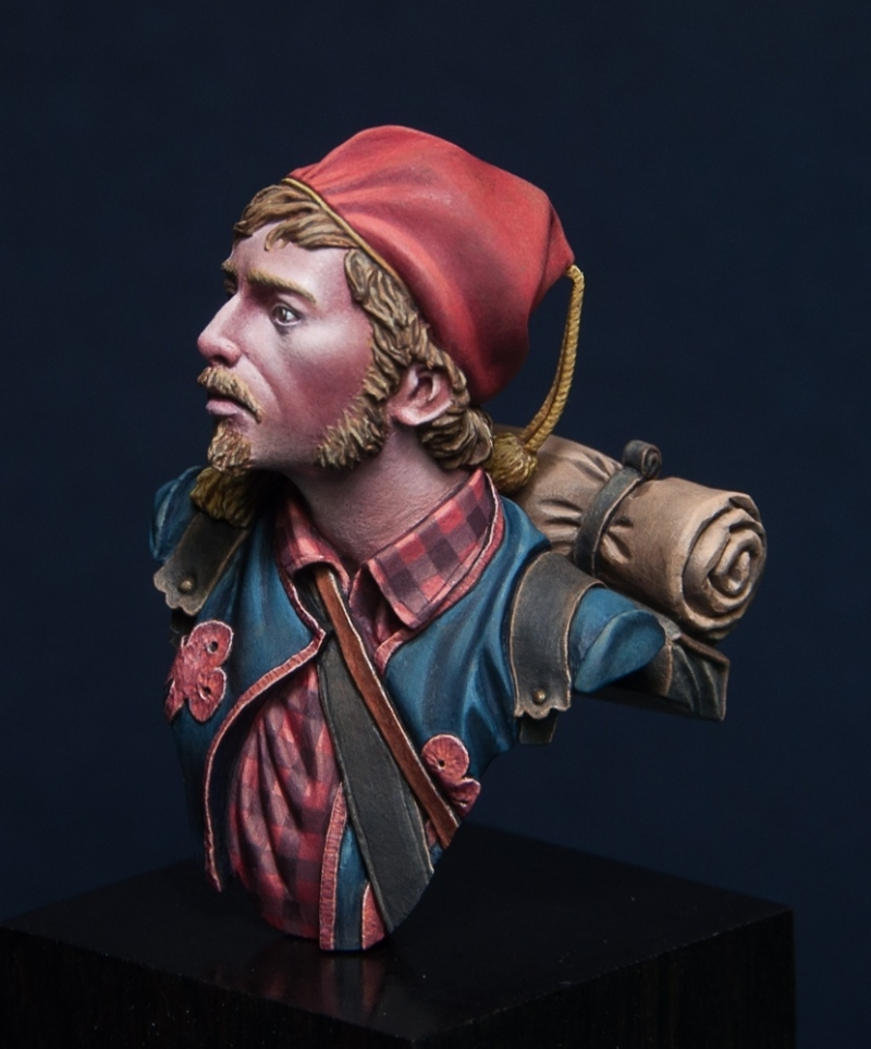 5th New York Zouave  (Heroes & Villains)