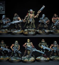 Chaos Cultists of Sect Tetchvar