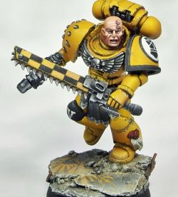 Imperial Fists Veteran Sergeant