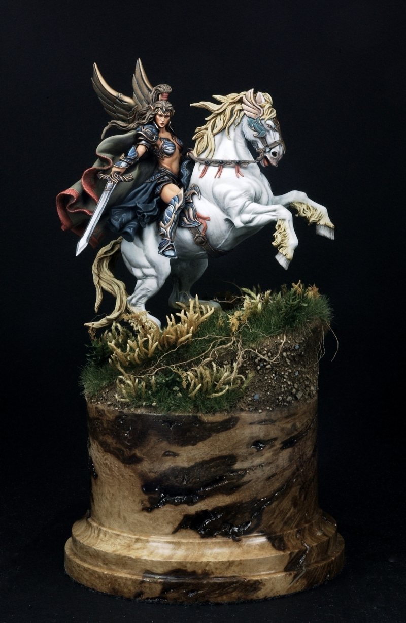 Zorabeth Morning Mist Andrea Miniatures 54mm By Yoon