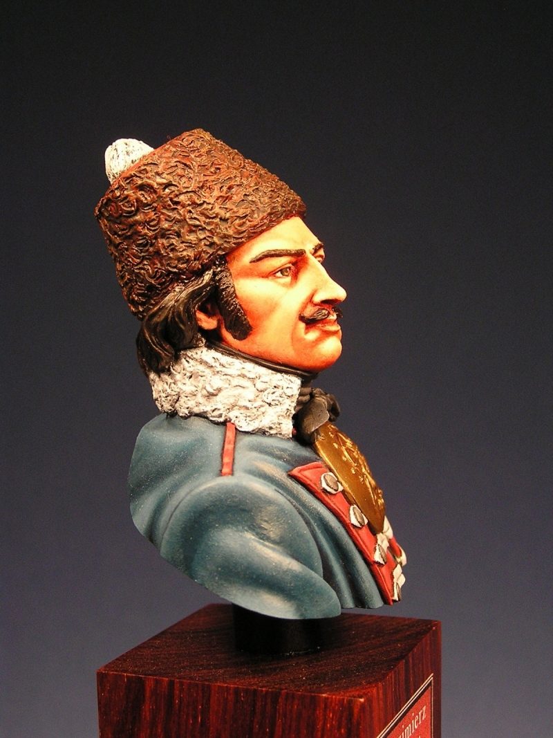 Kazimierz Pulaski By Jim Johnston 183 Putty Amp Paint