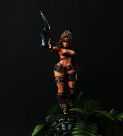 Kingdom Death Pinup Survivor