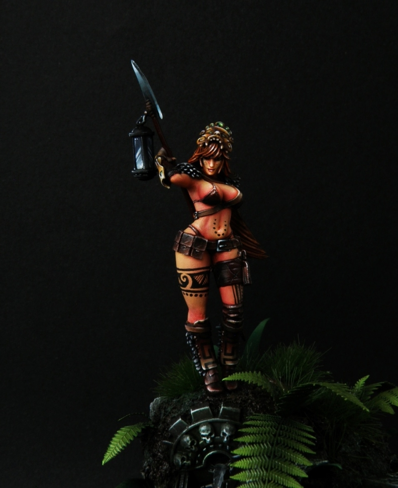 Kingdom Death Pinup Survivor By Piotrek Quot Dexter Quot Czajka