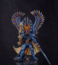 Eldar Autarch ( Aug 2012)