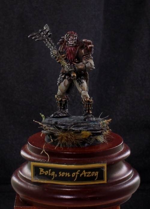 Bolg Son Of Azog Aug 2013 By Aathos 183 Putty Amp Paint