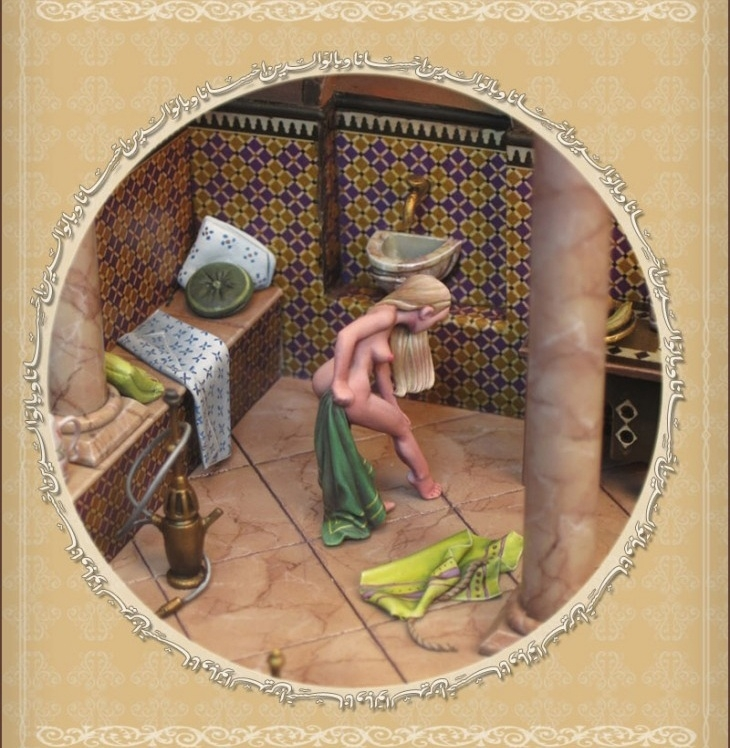 Hammam - The turkish bath