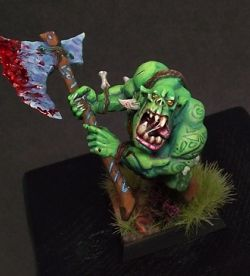 Savage Ork Warboss
