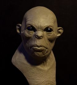 Trog'n : the sculpt