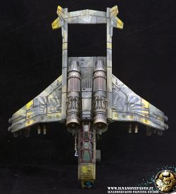"WH40K Valkyrie ""74th Vendetta"""