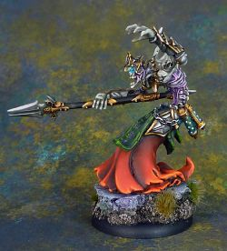 Privateer Press Cryx Skarlock Commander