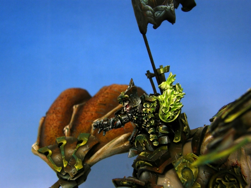 DRAZHOATH THE ASHEN