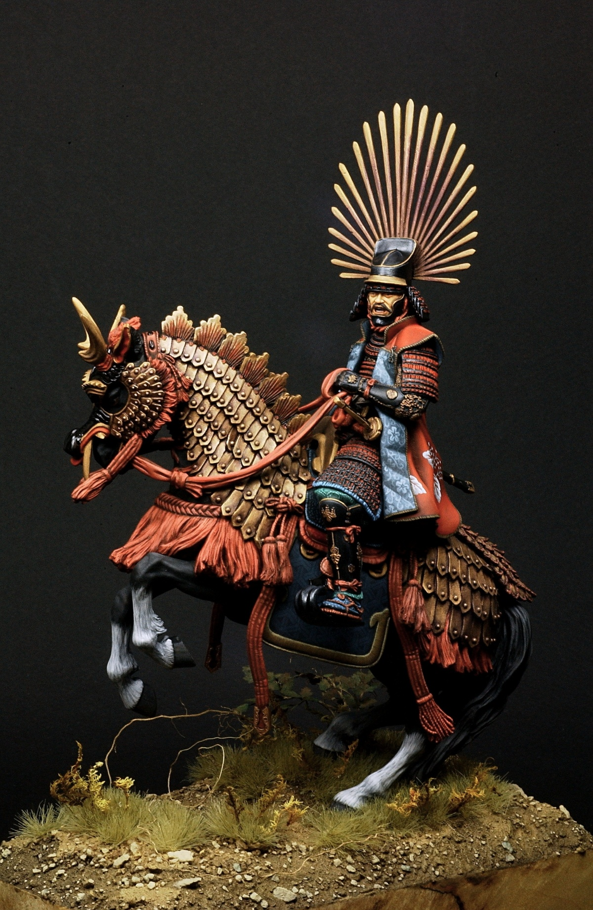 Hideyoshi Toyotomi By Yoon 183 Putty Amp Paint