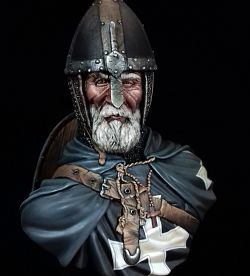 'The old veteran' Knight Hospitaller
