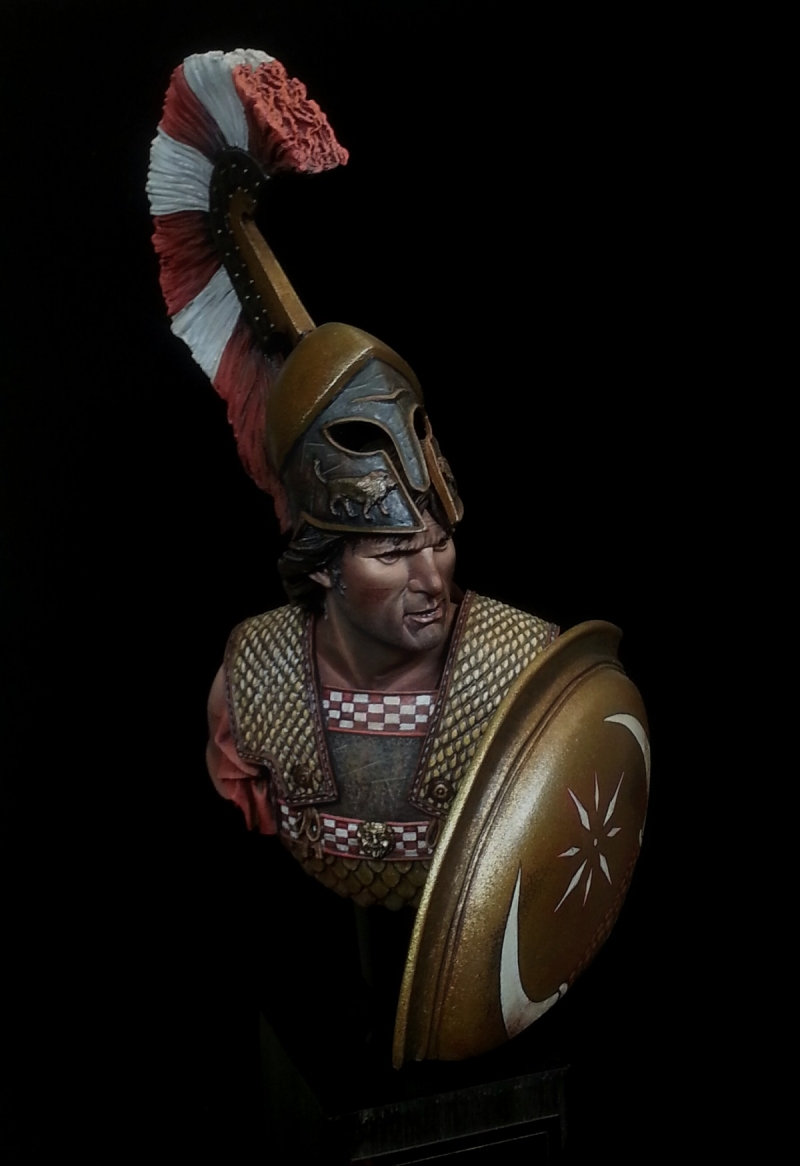 Athenian Hoplite 'Battle of Marathon'