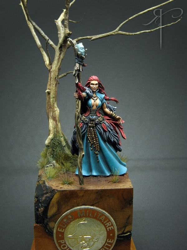 Viktoria, Kingdom Death Saviour