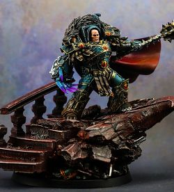 Horus - the Warmaster