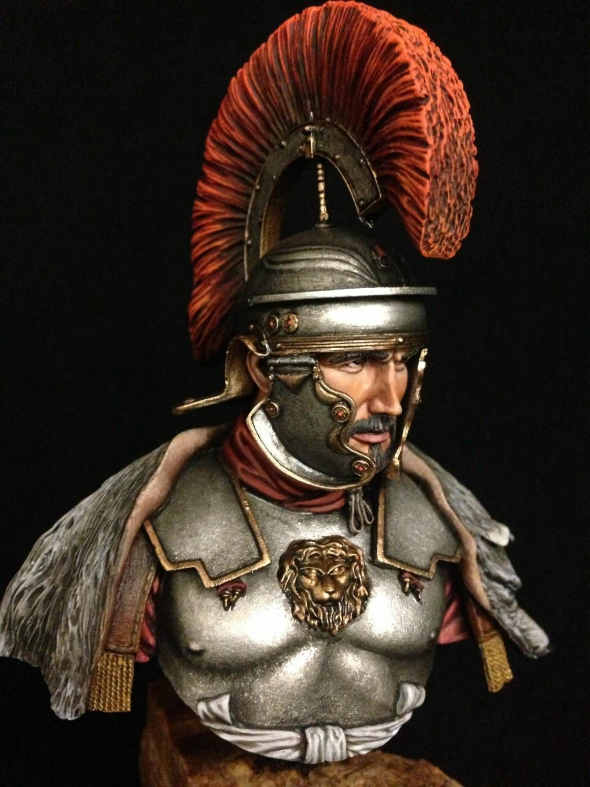 Roman Centurion By Fabio Naskino Fiorenza 183 Putty Amp Paint