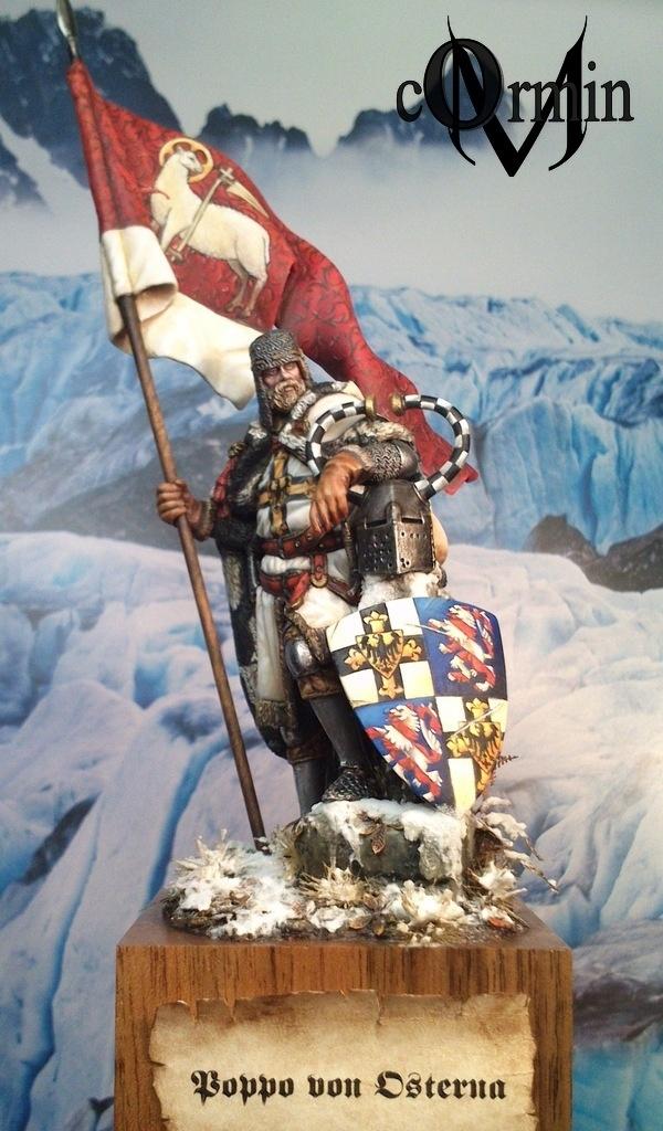 Grandmaster Of The Teutonic Knights 1252 1257 Poppo Von