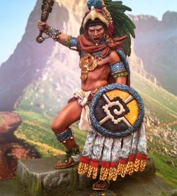 Maya Warrior  - Eagle Clan Commander