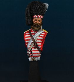 Private, 93rd Highlanders, Crimea 1854, Stormtroopers 1/12 (V12/07)
