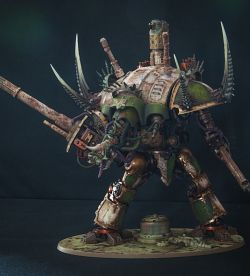 The Rotten Saint - Fallen Imperial Knight