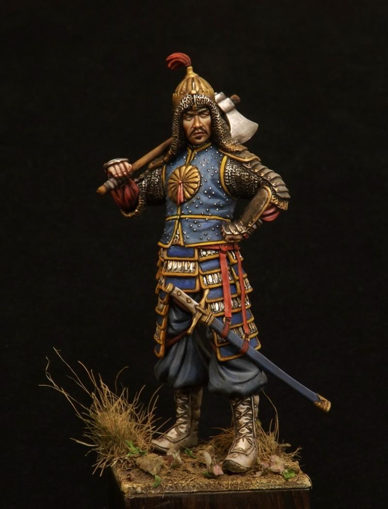 Timurid Guard By Fabio Naskino Fiorenza 183 Putty Amp Paint