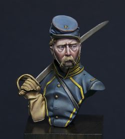 2nd Missouri Cavalry (Heroes and Villains Miniatures)