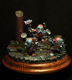 Tir-Na-Bor Forge Guardans