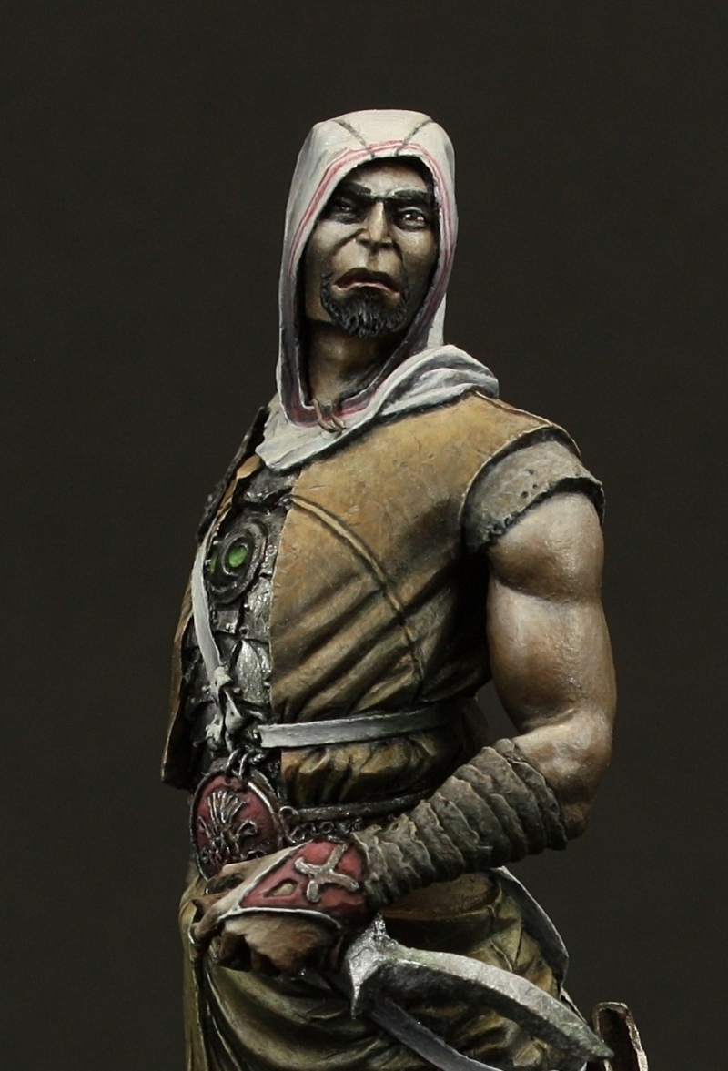 Persian Assassin