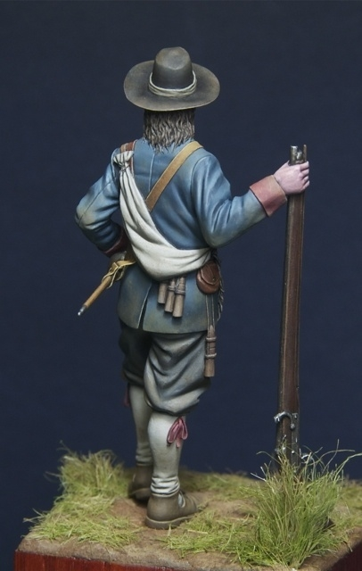 Musketeer - English Civil War