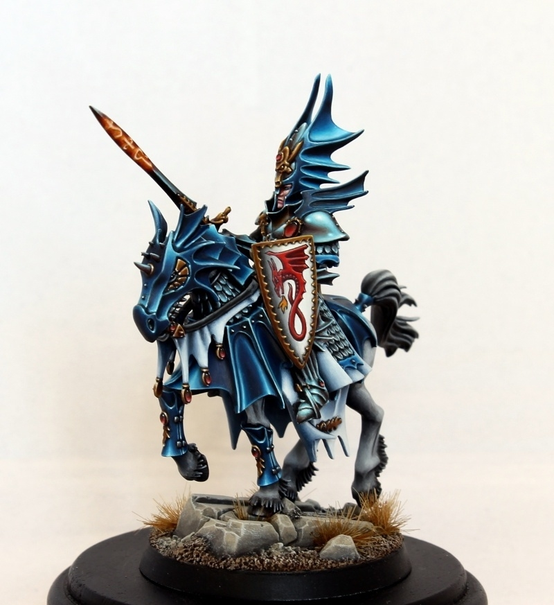High Elf Dragon Prince